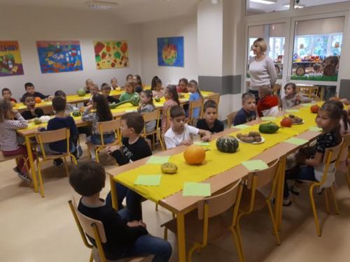 Święto pieczonego ziemniaka w świetlicy szkolnej