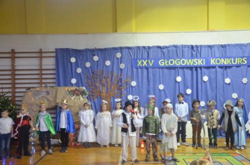 Jasełka w wykonaniu uczniów klasy 2c