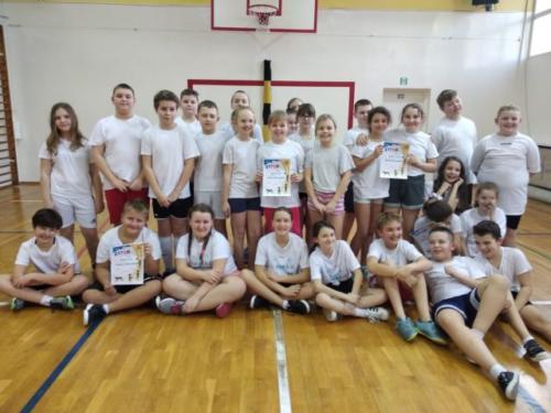Szkolne zawody sportowe
