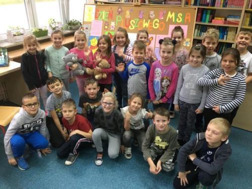 Święto Pluszowego Misia w ramach Akcji Cała Polska Czyta Dzieciom