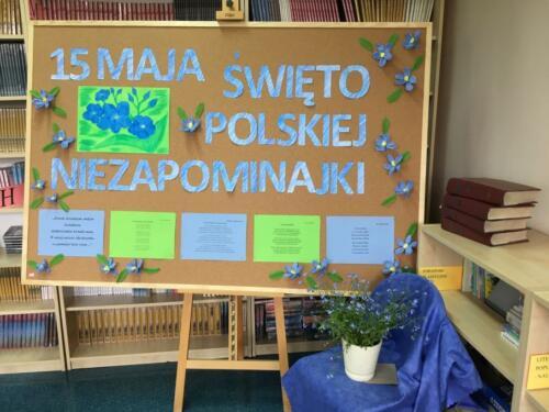 Święto Polskiej Niezapominajki
