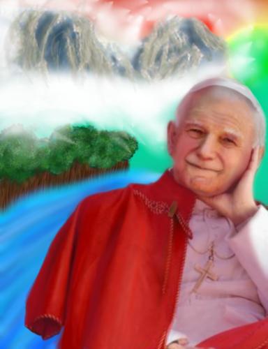 Konkurs z okazji 100.lecia urodzin Świętego Jana Pawła II